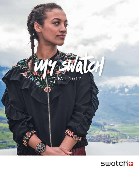 Ofertas de Swatch, Fall 2017