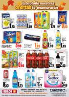Ofertas de Supermercados Udaco, Este otoño las ofertas enamoran