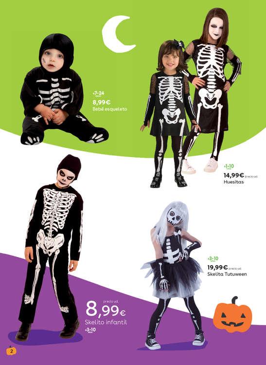 """Ofertas de Toys """"R"""" Us, Truco o trato - Halloween"""