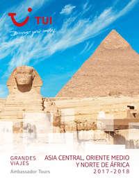 Asia central, Oriente Medio y norte de África