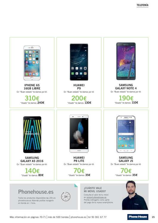 Ofertas de Phone House, Mes de la fibra