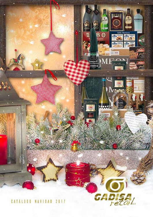 Ofertas de Gadis, Catálogo Navidad 2017