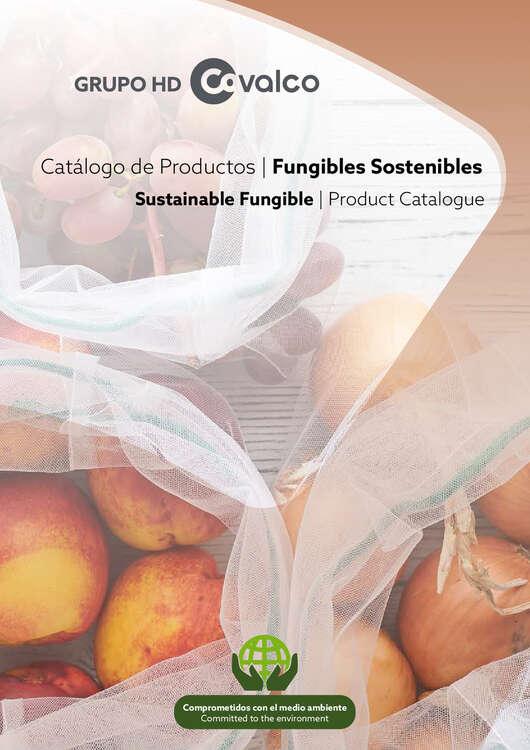 Ofertas de Trady's, Catálogo de Productos Fungibles Sostenibles