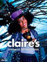 Ofertas de Claire's, Disfraces de Halloween