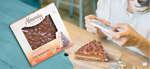 Ofertas de Mercadona, Tarta Sin Gluten de almendra con caramelo y cacahuetes