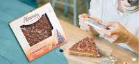 Tarta Sin Gluten de almendra con caramelo y cacahuetes