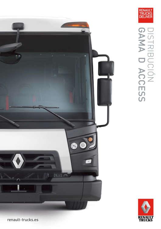 Ofertas de Renault Trucks, D Access