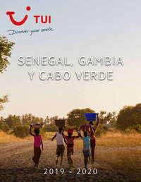 Senegal, Gambia y Cabo verde