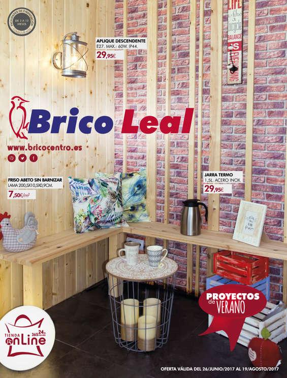 Ofertas de Bricocentro, Proyectos de verano - Burgos