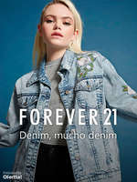 Ofertas de Forever 21, Denim, mucho denim