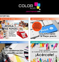 Ofertas Color Plus