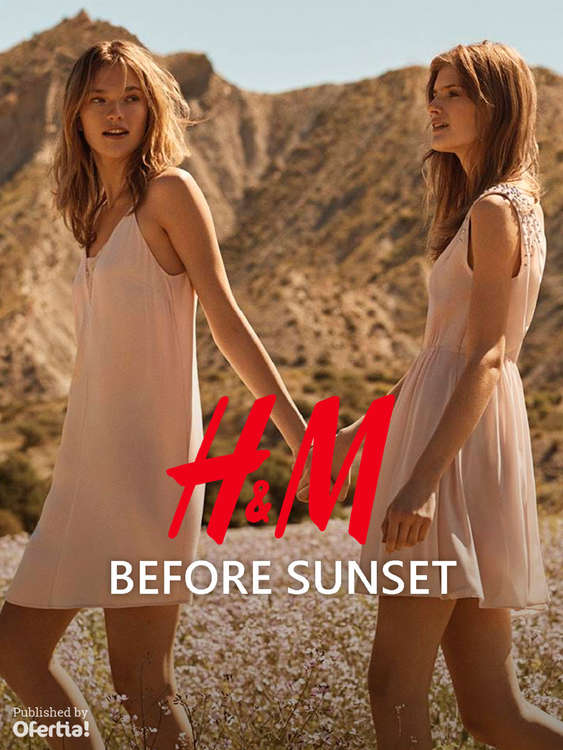 Ofertas de H&M, Before Sunset