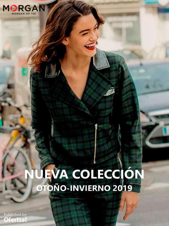 Ofertas de Morgan, Nueva Colección Otoño-Invierno 2019
