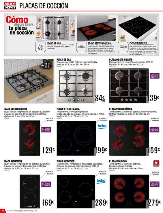 Bricodepot Cocina - Ofertas y catálogos destacados - Ofertia