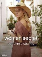 Ofertas de Women'Secret, Sundress Stories