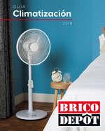Ofertas de Bricodepot, Catalogo climatización