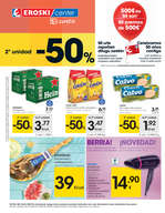 Ofertas de Eroski Center, 2ª unidad -50% - Eroski Center