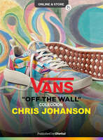 Ofertas de Vans, Chris Johanson