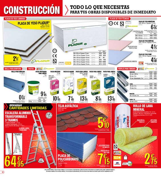 Comprar placas de techo barato en pulianas ofertia for Placas policarbonato bricodepot