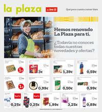 Hemos renovado La Plaza para ti