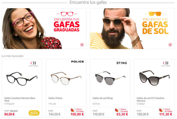 gafas ray ban graduadas general optica