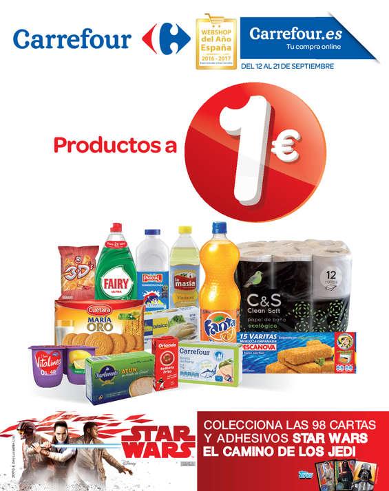 Carrefour las palmas de gran canaria cat logo ofertas y folletos ofertia - Ofertia folleto carrefour ...