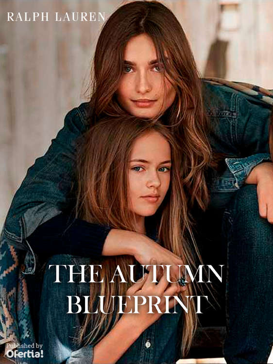 Ofertas de Ralph Lauren, The Autumn Blueprint