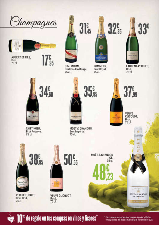 Ofertas de El Corte Inglés, Expertos en vinos y buenos precios