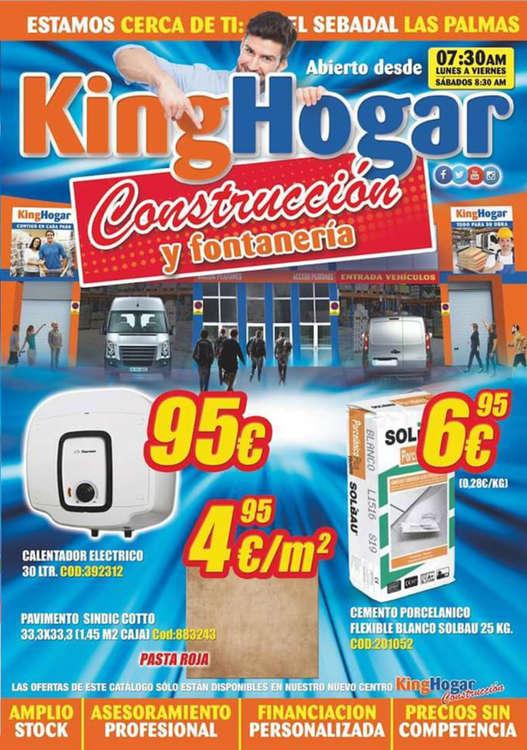King Hogar Ofertas Cat Logo Y Folletos Ofertia