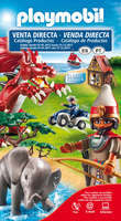 Ofertas de Playmobil, Venta directa