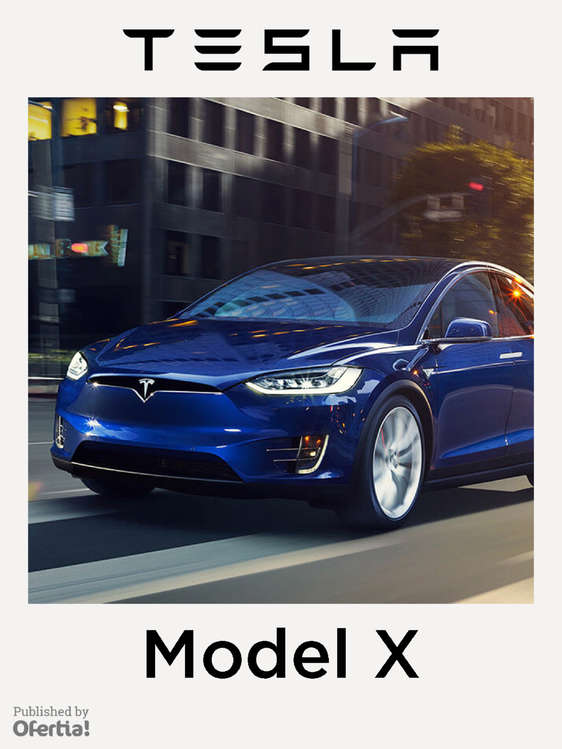 Ofertas de Tesla, Model X