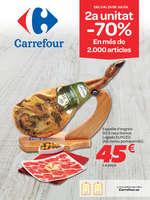 Ofertas de Carrefour, 2a unitat -70%