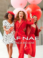 Ofertas de Naf Naf, Tendencia red love