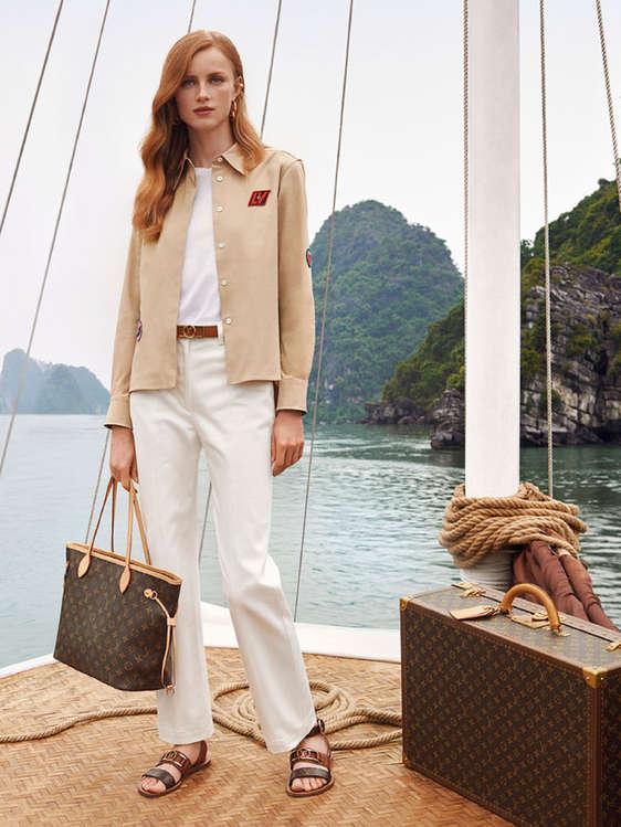 Ofertas de Louis Vuitton, El espíritu del viaje