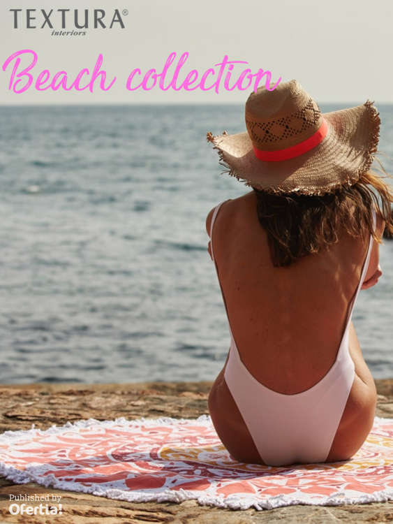 Ofertas de Textura, Beach Collection