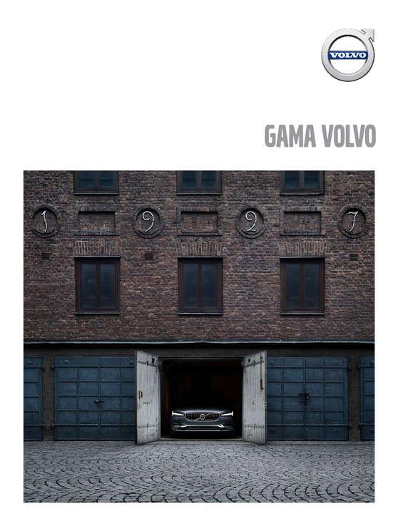 Ofertas de Volvo, Gama Volvo