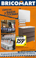 Ofertas de Bricomart, Baños y cocinas - Santiago de Compostela