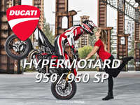 Hypermotard 950
