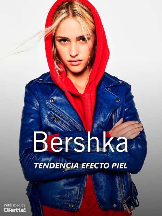 Ofertas de Bershka, Tendencia efecto piel