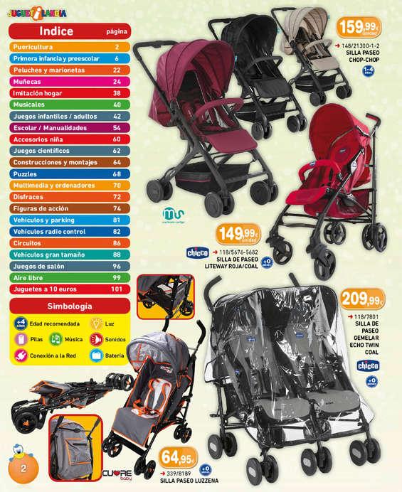 Comprar sillas de paseo para gemelos barato en rojales - Ofertas sillas de paseo ...
