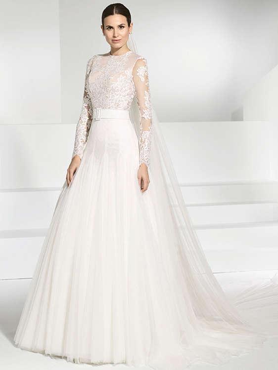 Comprar Vestidos de novia con cola barato en Chiclana de la Frontera ...