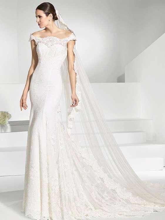Vestidos novia baratos molins de rei