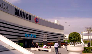 Centro Comercial Ànec Blau