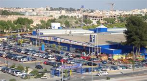 Centro Comercial Sevilla Factory